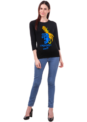 Mahakal-T-Shirt-for-Women-Online-at-Gajari-Ffv