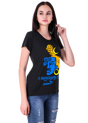 Mahakal-T-Shirt-for-Women-Online-at-Gajari-rv