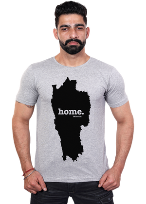 Mizoram-home-t-shirt-online-shopping-india-at-best-price-at-gajari-the-best-t-shirt-brand