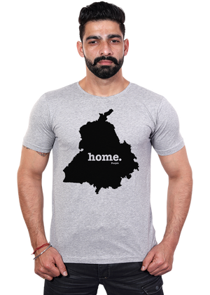 Punjab-Home-T-Shirt-online-shopping-india-at-gajari-the-best-apparel-brand