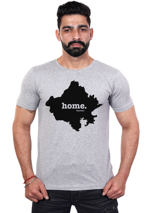 Rajasthan-home-t-shirt-online-shopping-india-at-gajari