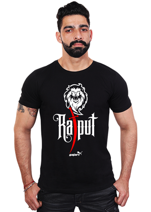 Rajput-T-Shirt-for-men-India-Online-at-Gajari