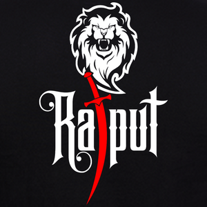Rajput-T-Shirt-for-men-India-Online-at-Gajari graphic