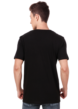 Sanatan-Hi-Satya-Hai-T-Shirt-for-Men-Om-Tshirt-at-Gajari-Online-Shopping-India-Best-Fashion-Tees-back-view