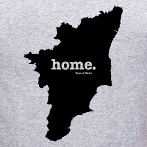 Tamil Nadu Home Tee Graphic