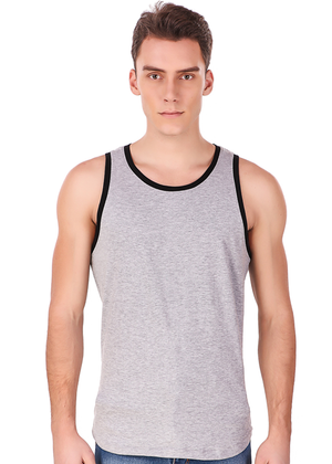 Tank-Top-for-Men-Sport-Grey-front