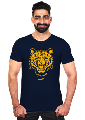 Tiger-Graphic-Printed-T-Shirt-for-Men-India-Online-Shopping-at-Gajari-best-style-apparel-fashion-brand-fv