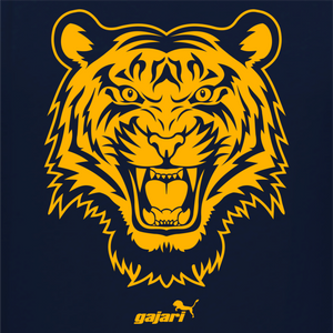 Tiger Graphic Printed T-Shirt for Men India Online Shopping at Gajari best style apparel fashion brand tee