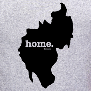Tripura Home Tee for women graphic