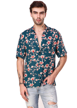 Vintage-Flower-Print-Short-Sleeve-Men-s-Shirt-Online-at-Gajari.com-The-Best-Fashion-Brand-fv2