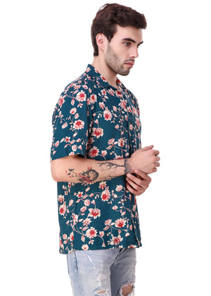 Vintage-Flower-Print-Short-Sleeve-Men-s-Shirt-Online-at-Gajari.com-The-Best-Fashion-Brand-rv
