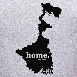 West Bengal tee graphic