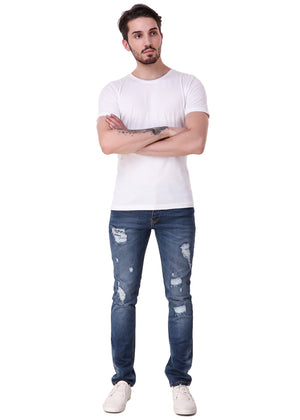 White-Short-Sleeve-Plain-T-Shirt-for-Men-Online-at-Gajari.com-The-Best-T-Shirt-Brand-ffv1