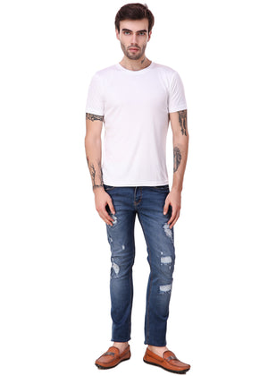 White-Short-Sleeve-Plain-T-Shirt-for-Men-Online-at-Gajari.com-The-Best-T-Shirt-Brand-ffv
