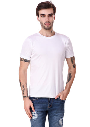 White-Short-Sleeve-Plain-T-Shirt-for-Men-Online-at-Gajari.com-The-Best-T-Shirt-Brand-fv