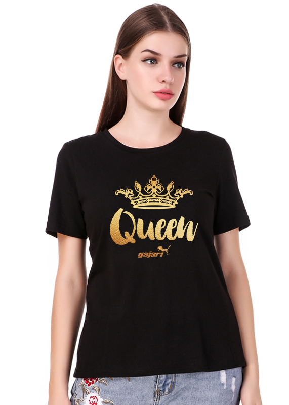 478f58a8 Couple T Shirts for Couple   King Queen T Shirts for Couples - Gajari.com