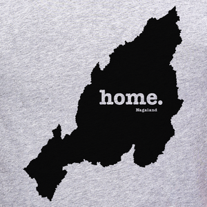 nagaland home tee graphic