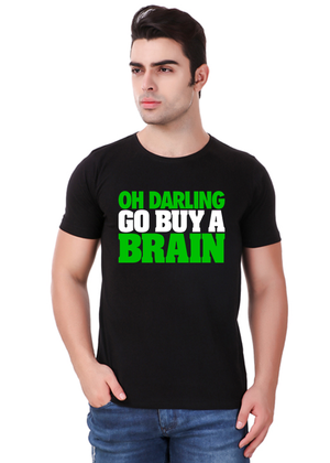 oh-darling-go-buy-a-brain-t-shirt-Online-Shopping-at-Gajari-India-fv