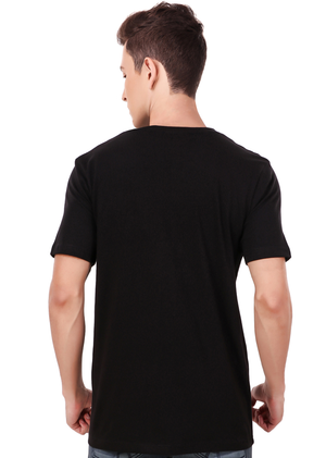 too-hot-to-handle-t-shirt-india-at-Gajari-com-back-view