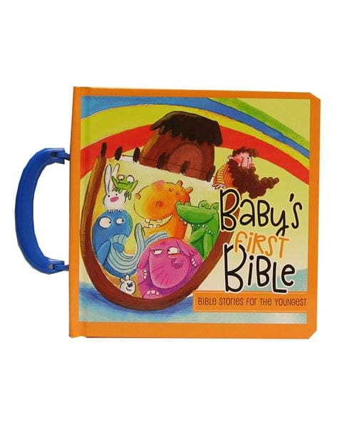 Baby's First Bible - Bible Stories for the Youngest