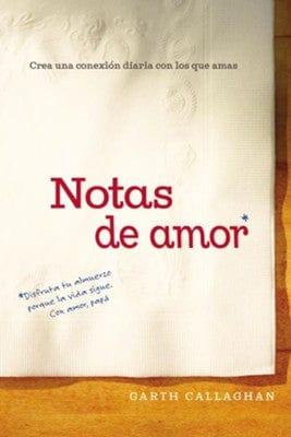 Notas de amor- Garth CallaGhan