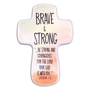 Cross - Brave and Strong