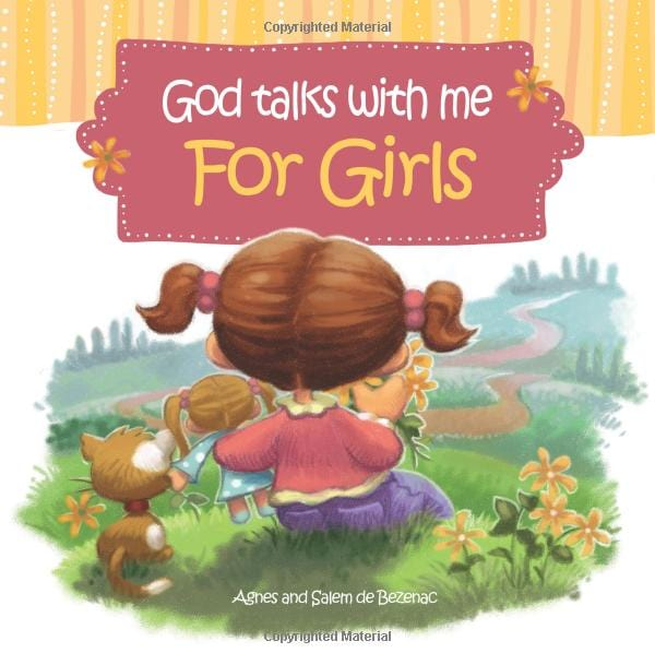 God Talks with Me - For Girls: God Talks with Me (Volume 2)