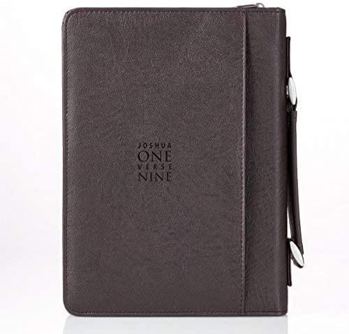 Bible Cover- Strong and Courageous