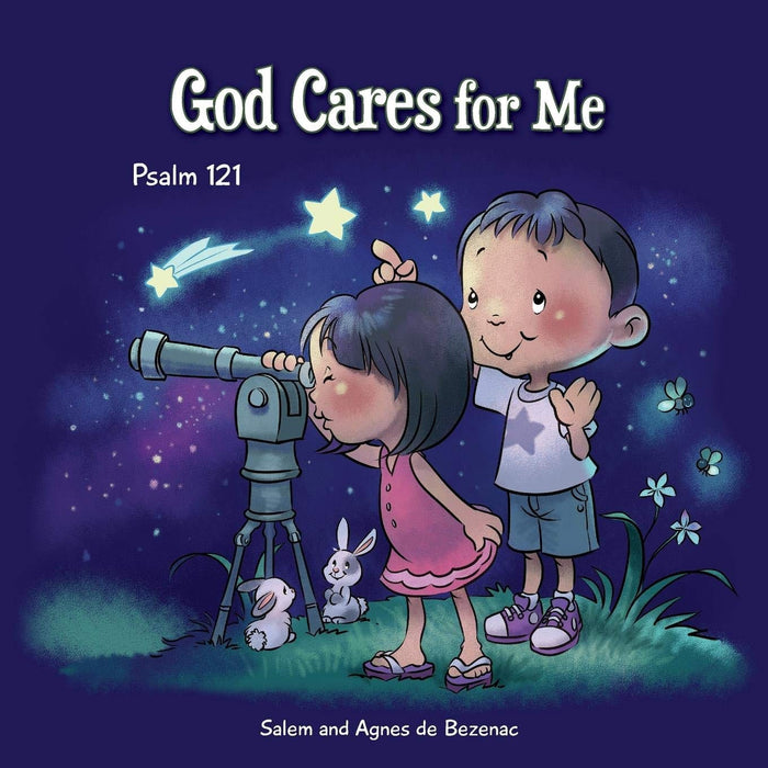 Psalm 121: Bible Chapters for Kids