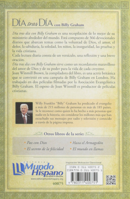 Dia tra dia - Billy Graham