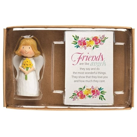 Itty Bitty Angel Gift Set - Friends Are Angels
