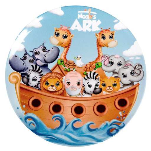 Round Plate Noah's Ark
