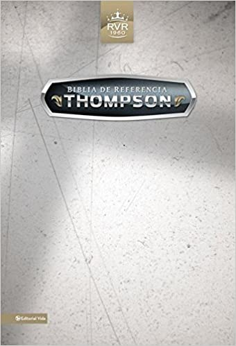 Biblia de Referencia Thompson TD RVR60