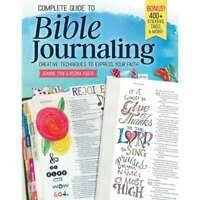 Complete guide to Bible jounaling