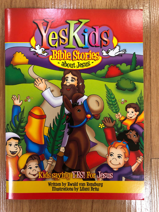 Yes Kids Bible Stories - Jesus