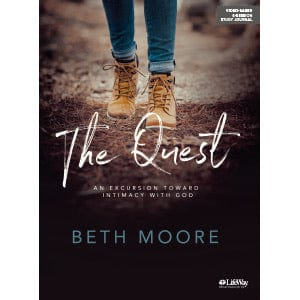 The Quest - Study Journal -  Beth Moore