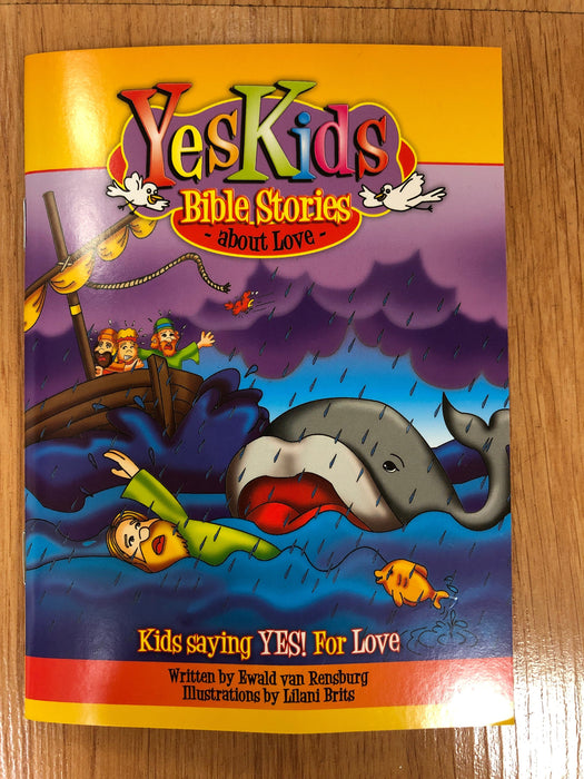 Yes Kids Bible Stories - Love