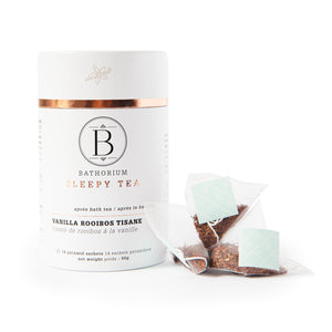 Après Bath Vanilla Rooibos Tisane Herbal Tea
