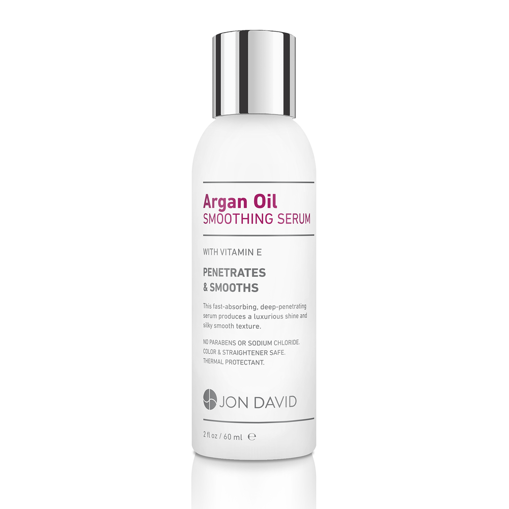 Argan Oil Smoothing Serum