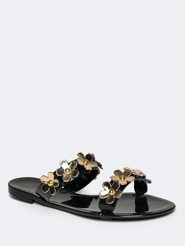Bamboo Dalia-05 - Black Jelly