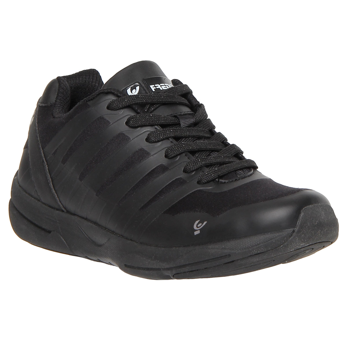 BLACK FITNESS SHOE