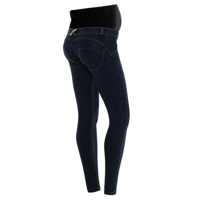 MATERNITY DARK DENIM SKINNY