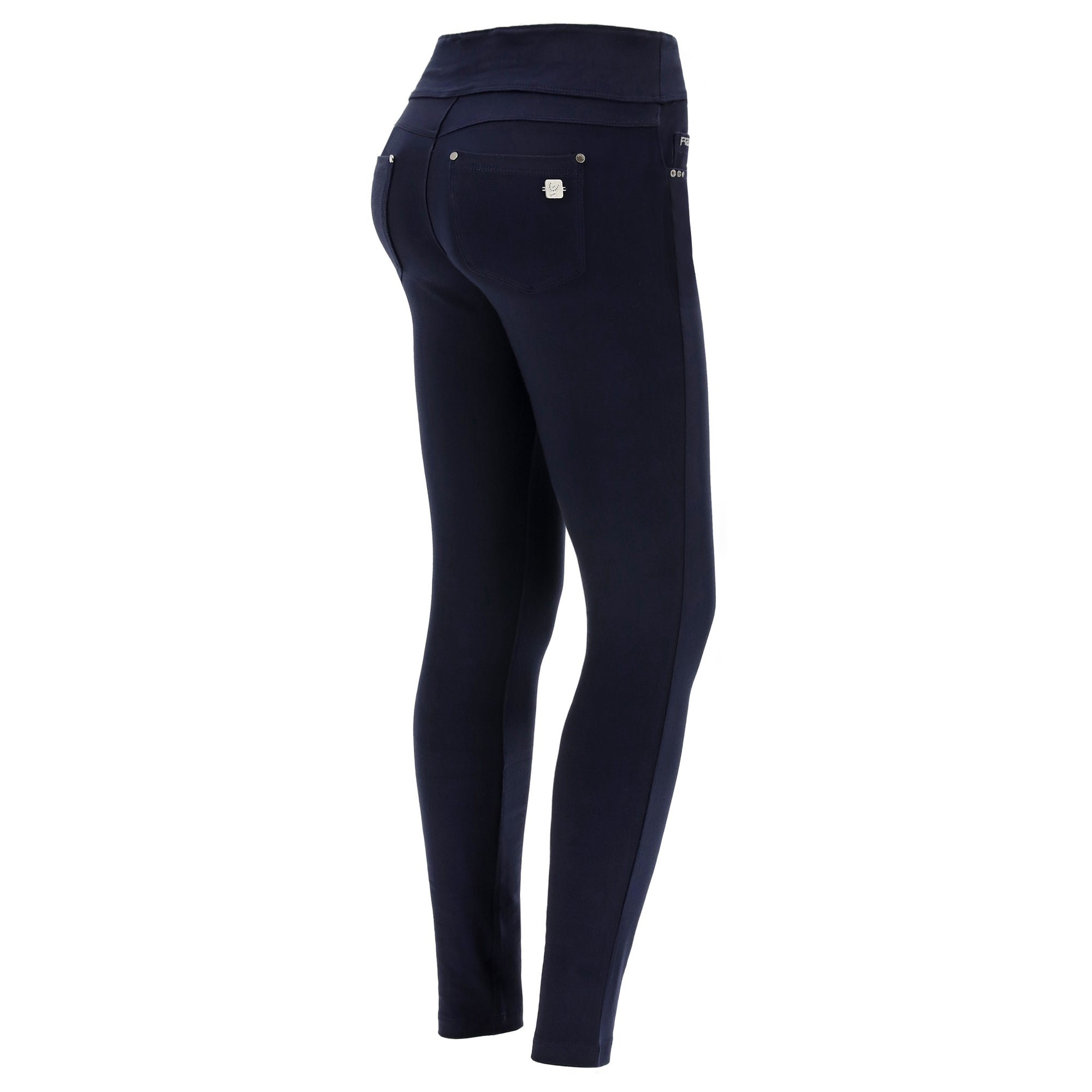 N.O.W JEGGING 5 POCKET NAVY