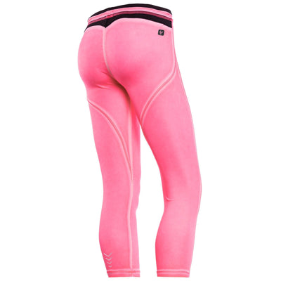 WR.UP® WASHED NEON PINK NYLON