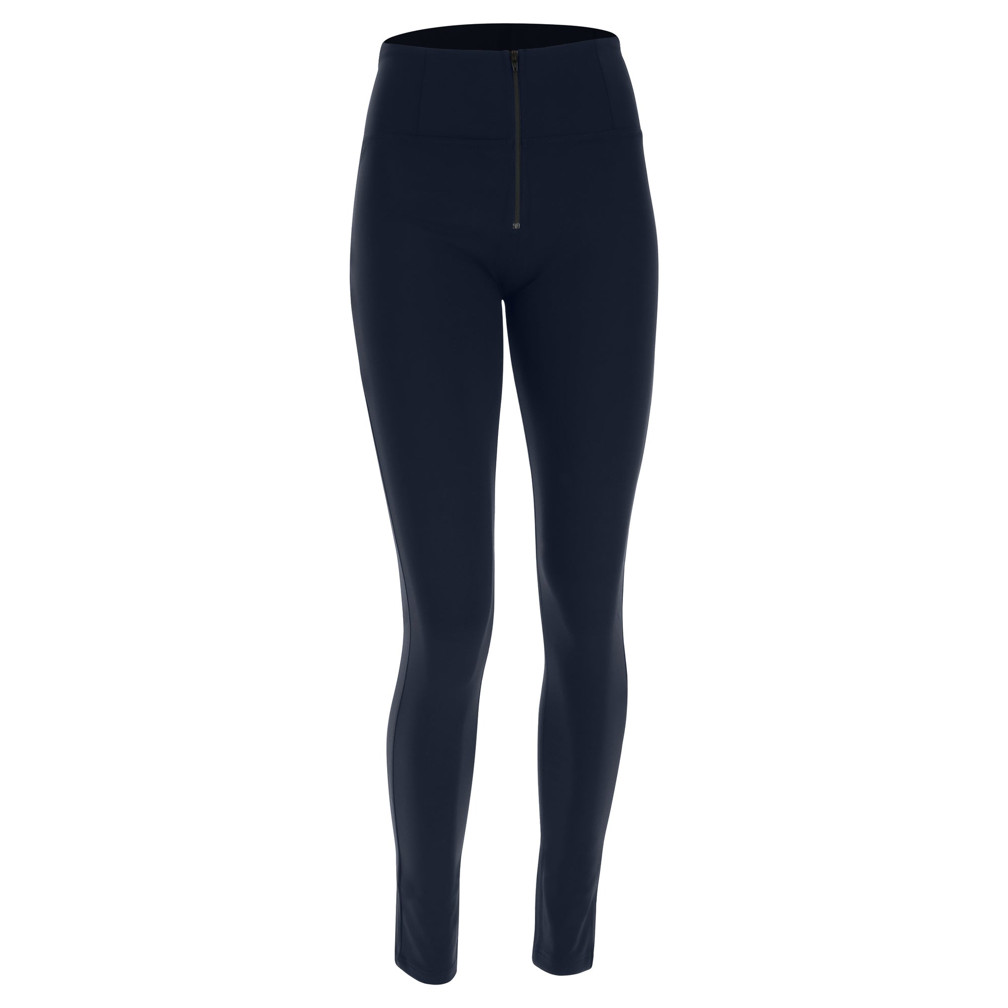 SKINNY NAVY D.I.W.O.® PRO BEAUTY EFFECT HIGH WAIST SELF TONE ZIP