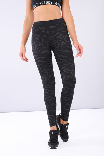 CAMOUFLAGE WR.UP® FITNESS LEGGINGS