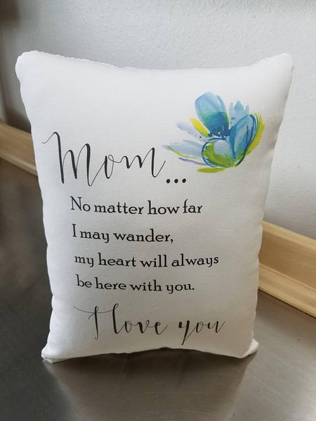 mom pillow gift