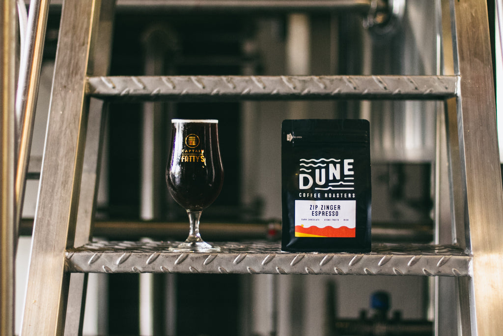 Collaborations // Rise & Grind Porter