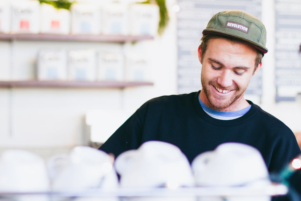 STAFF SPOTLIGHT // The Train, Barista