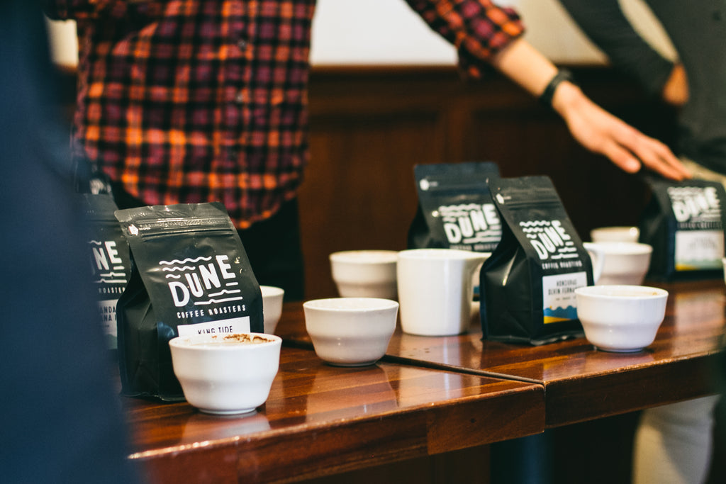 EVENTS // Dune Public Classes: Cupping
